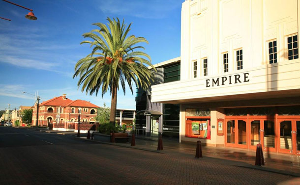 Toowoomba Accommodation - The Empire Theatre